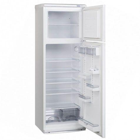 Холодильник ATLANT МХМ 2819-90 - камеры внутри