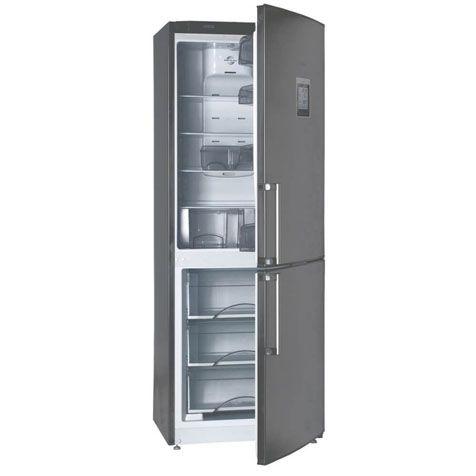 Холодильник ATLANT ХМ 4521-080 ND - камеры внутри