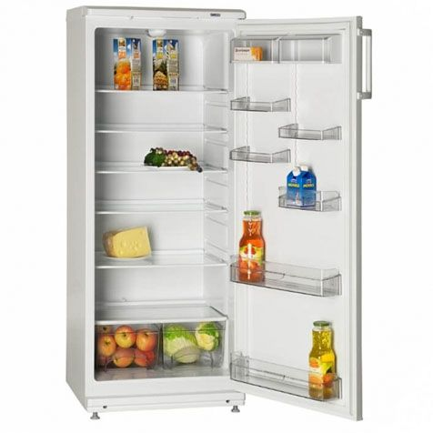 Холодильник ATLANT МХ 5810-62 - система хранения