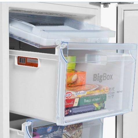 Холодильник Bosch KIN86VF20R - ящик морозильной камеры