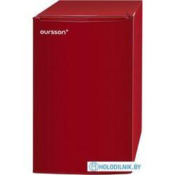 Морозильник Oursson FZ0805 RD