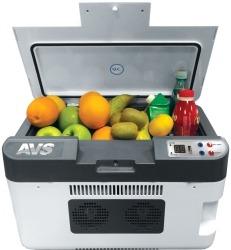 Автохолодильник AVS CC-24WBC 24л