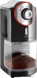 Кофемолка Melitta Molino (черный)