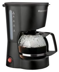 Кофеварка Maxwell MW-1657 BK
