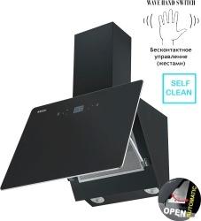 Кухонная вытяжка Backer AH60E-MC-AT Black 12K