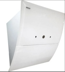 Кухонная вытяжка Backer AH60E-THSL200C White Glass