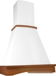 Кухонная вытяжка Elikor Ротонда 60П-1000-П3Д (бежевый/бук орех)