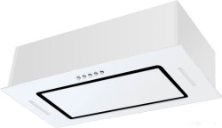 Кухонная вытяжка HOMSair Crocus Push 52 Glass (белый)