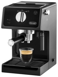 Рожковая помповая кофеварка Delonghi ECP 31.21