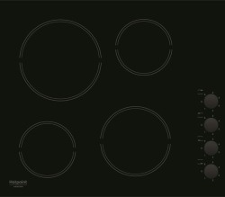 Варочная панель Hotpoint-Ariston HR 629 C