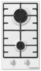 Варочная панель Maunfeld EGHE 32.3EW/G белый