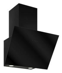 Вытяжка Elikor АНТРАЦИТ 60П-650-Е3Д (Черный/Черное стекло)