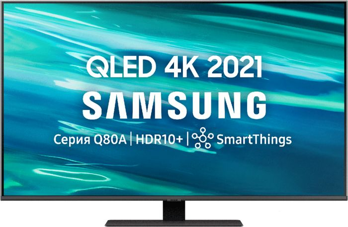 ЖК телевизор Samsung QE50Q80AAU
